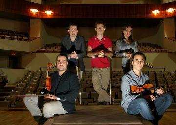 Jóvenes virtuosos en el Auditorio Nacional
