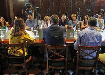 """Ximo Puig: """"A lo mejor hay que ir a unas terceras elecciones"""""""