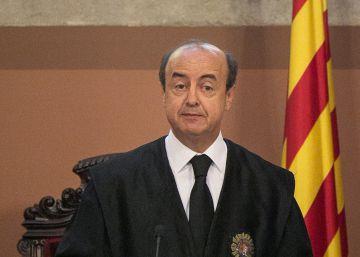 """Barrientos advierte del peligro de """"difundir sospechas"""" sobre la independencia de los jueces"""