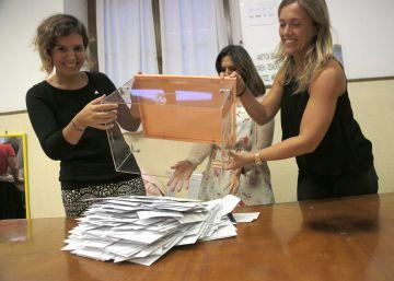 El voto extranjero confirma el escaño del PNV en Bizkaia