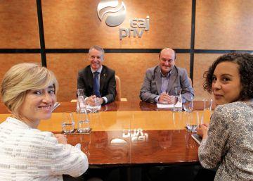 Podemos irá a la oposición pero buscará acuerdos sobre autogobierno con el PNV