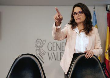 """Oltra: """"El Gobierno valenciano está blindado frente a debates de partido"""""""