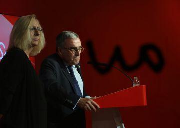 El PSC pedirá al PSOE que consulte a la militancia si decide abstenerse