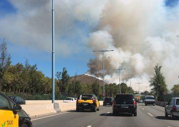 El verano acaba en Cataluña con un 34% más de incendios que en 2015