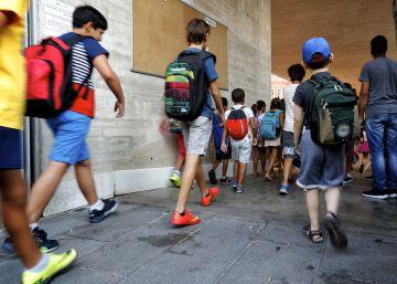 Los casos detectados de acoso escolar se triplican en un año