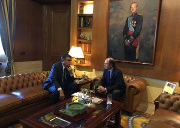 Morera pide al Senado que declare a Barberá parlamentaria no adscrita