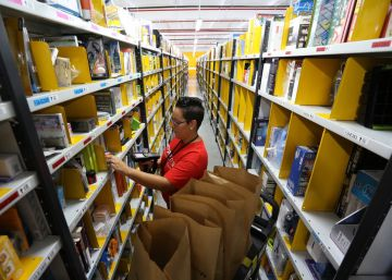 El reparto exprés de Amazon llega a la Barcelona metropolitana