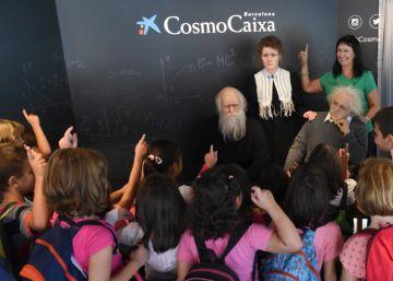 CosmoCaixa incorpora a Marie Curie a sus figuras de científicos