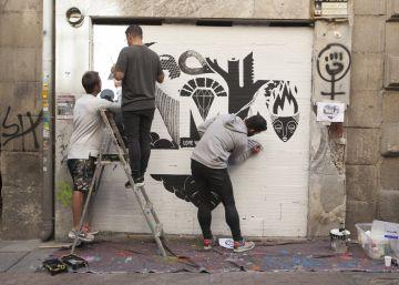 Boamistura redecora el Barrio de las Letras