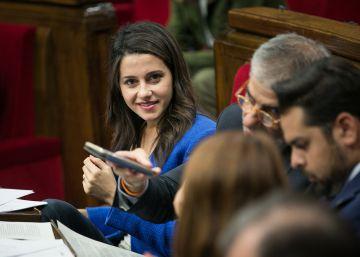 La mesa del Parlament autoriza que se voten las resoluciones independentistas