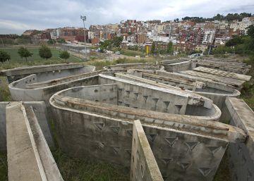 Un premio Ciutat de Barcelona de Arquitectura, entre las zarzas
