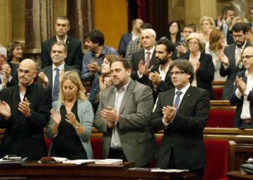 Puigdemont y Junqueras se dividen a partes iguales el aumento del gasto