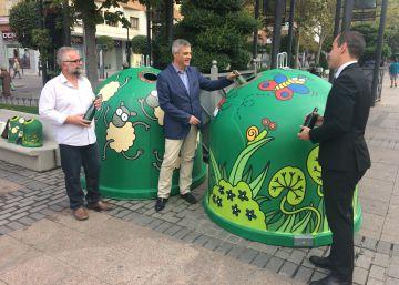 Móstoles se suma al reto del reciclado con Kukuxumusu