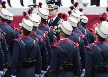 1.500 policías vigilarán los actos del día de la Hispanidad