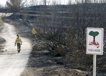 El Seprona certifica que el incendio de Jávea lo provocó una colilla