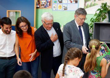 El Gobierno valenciano cambia de rumbo con la educación concertada
