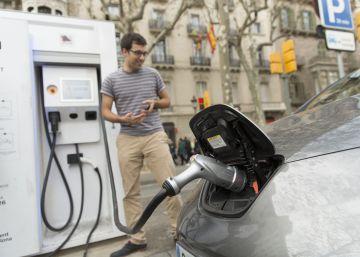 Barcelona lidera la matriculación de vehículos eléctricos en España