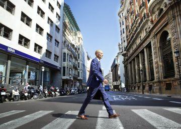 La calle Barcas de Valencia, donde tienen oficinas los principales bancos españoles.