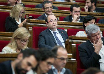 Un manifiesto pide la recuperación de la federación catalana del PSOE