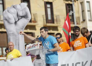 """Sortu aspira a lograr una """"república confederal vasca"""" en 2026"""