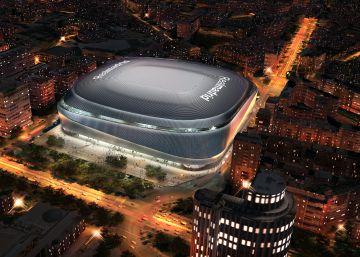El nuevo Bernabéu podrá tener un hotel y un centro comercial en su interior