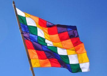 ¿Qué representa la bandera Whipala?