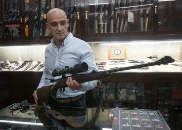 La España que lleva pistola