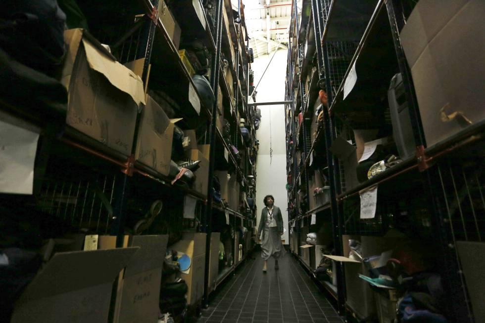 La segunda vida de los objetos perdidos madrid el pa s for Oficinas padron madrid