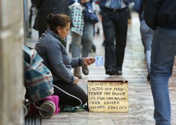 El riesgo de pobreza afecta a cerca del 33% de los valencianos
