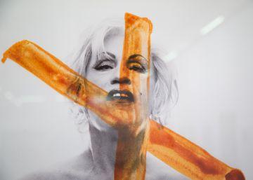 Malkovich muta en Capote, Einstein y Marilyn