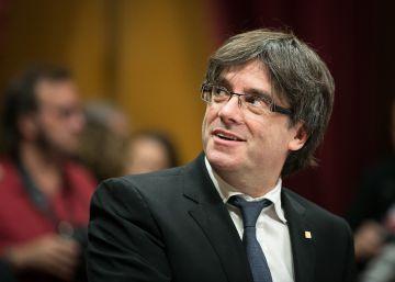 """Puigdemont sube la presión a la CUP: """"Sin Presupuestos no hay referéndum"""""""