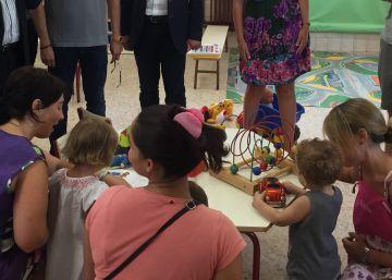 Los alumnos valencianos de 0 a 3 años aumentan un 6% en un curso