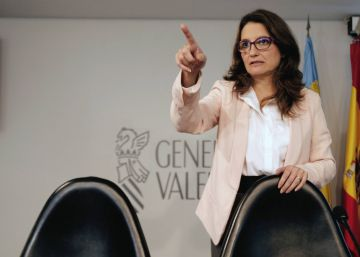 Oltra acusa al PP de echar a los imputados del partido pero no de las instituciones