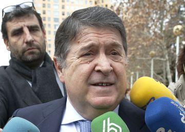 El expresidente valenciano Olivas será juzgado el 18 de octubre