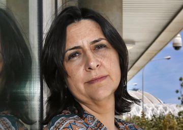 """Rosa Pérez Garijo: """"Hay que fortalecer Esquerra Unida"""""""