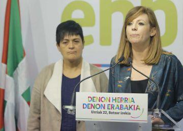 EH Bildu decidirá en una asamblea si presenta candidata a lehendakari