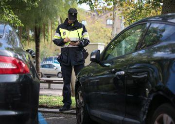 Más del 40% de los vigilantes de parquímetros denuncia agresiones