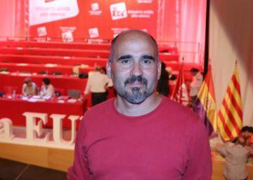 El candidato del Partido Comunista se impone en Esquerra Unida