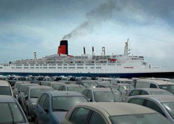 11 cruceros turísticos recalan esta semana en el puerto de Valencia