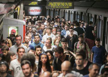 La plantilla del metro de Barcelona decide si convoca nuevos paros