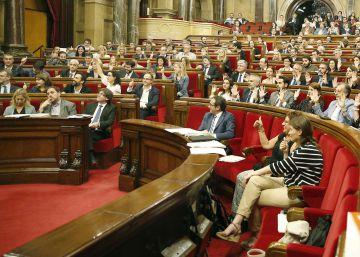 El letrado mayor del Parlament advirtió de que votar el referéndum vulneraba al TC