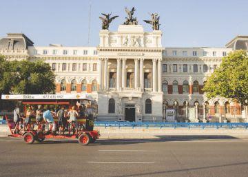 El Ayuntamiento pone la mira en el fenómeno de las 'bici-birras'