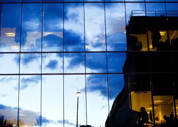 Madrid gastar 1 3 millones en una oficina para atraer for Oficinas ups madrid