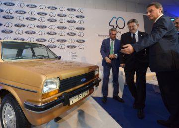 Ford apuesta por la factoría valenciana de Almussafes