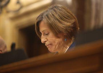 """La fiscalía subraya el """"total desprecio"""" de Forcadell a la Constitución"""