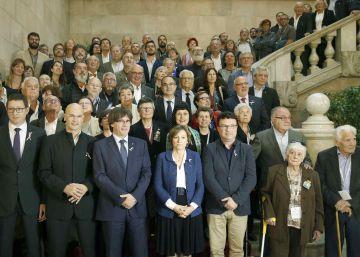 El Parlament inicia el trámite para anular los juicios franquistas