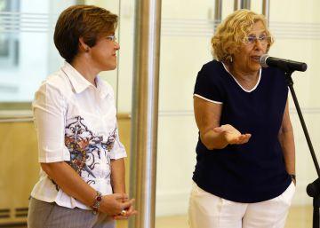 El PSOE da su apoyo a Carmena para la creación de la Oficina Anticorrupción