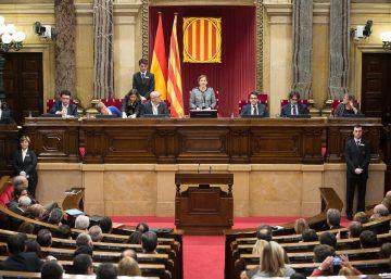 El Parlament trata de evitar el TC con una ley tributaria descafeinada