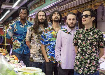 Música callejera y tapas veganas en Lavapiés