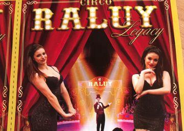 La alcaldesa de Girona pide al circo Raluy que retire un cartel por sexista